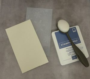 Prägeform Schneeflocken Perlmuttpapier